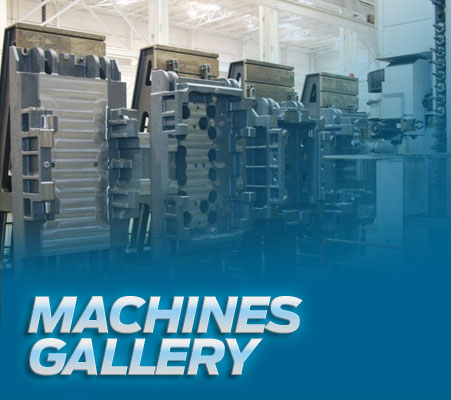 Machines Gallery Saturn Tool & Die